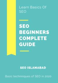 seo guide e-book cover image