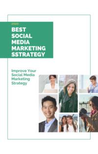 social media marketing ebook cover