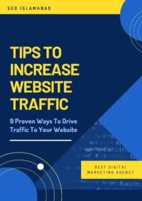 ways to increase website traffic cover