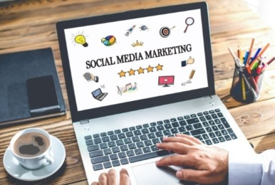 social media marketing feature image