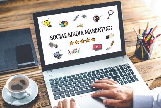 social media marketing feature image