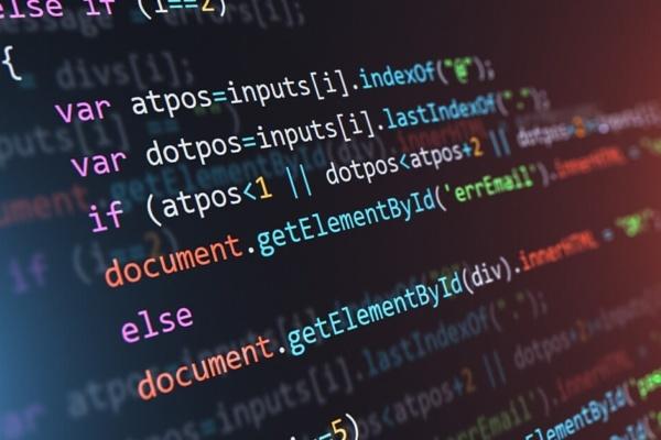development of website